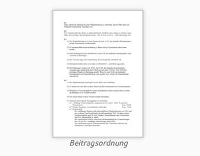 Picto_Beitragsordnung