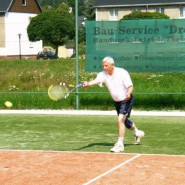 Hermann aus Herford am Ball.