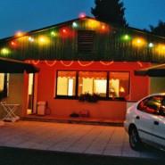 Party bis in die Nacht - Unser Vereinshaus im neuen Glanz.
