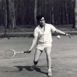 Peter Mühl war eines der größten Talente unseres Vereins.
