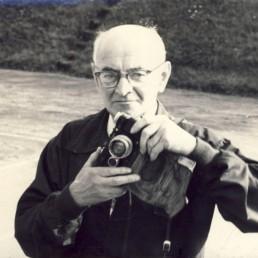 Hans Schöphs (Gründungsmitglied) spielte bis 1983 aktiv im Verein.