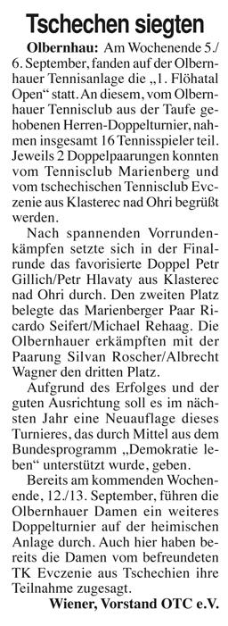 Erzgebirge Kurier 10.09.2015